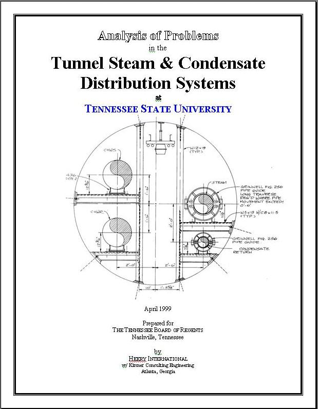 Steam Water Hammer & Forensic Projects by Wayne Kirsner